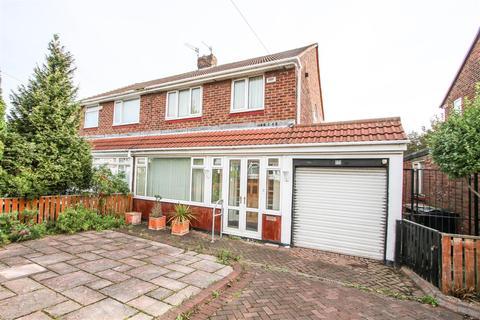 3 bedroom semi-detached house - Greetlands Road, Sunderland