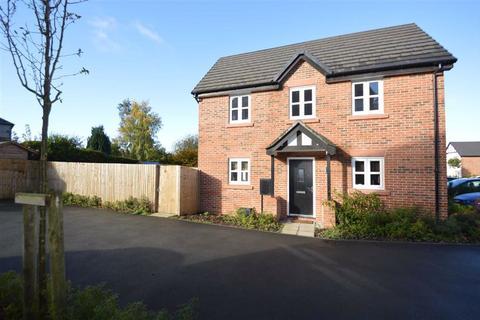 3 bedroom semi-detached house - Waterways Avenue, Macclesfield