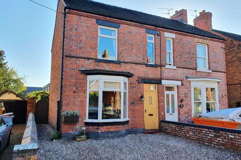 3 bedroom semi-detached house for sale - Wistaston Road, Willaston, Cheshire