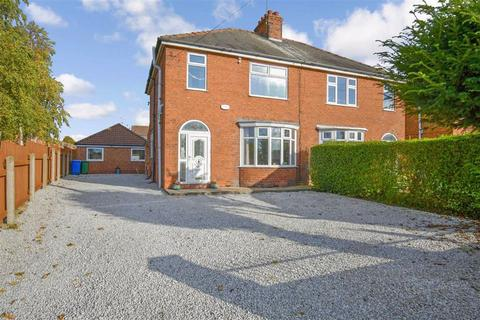 3 bedroom semi-detached house for sale - Station Road, Preston, HU12