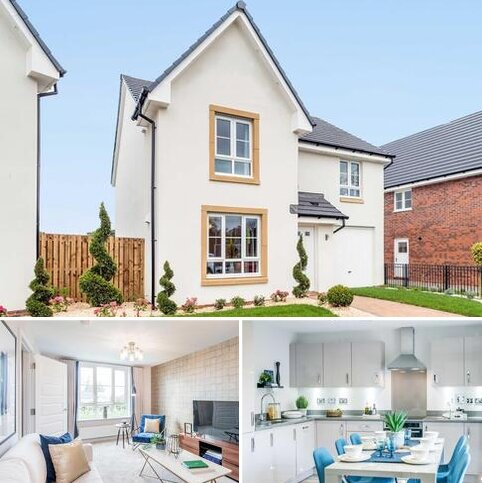4 bedroom detached house for sale - Plot 182, Dunbar at Merlin Gardens, Mavor Avenue, East Kilbride, GLASGOW G74