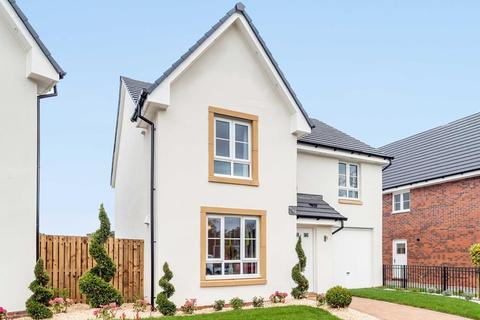 Barratt Homes - Wallace Fields - Phase 2 - Plot 95, Meldrum End at Wallace Fields Ph2, Auchinleck Road, Robroyston G33