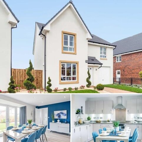4 bedroom detached house for sale - Plot 19, Dunbar at Wallace Fields - Phase 2, Auchinleck Road, Glasgow, GLASGOW G33