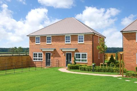 3 bedroom semi-detached house for sale - Plot 11, Maidstone at Queens Court, Voase Way (Access via Woodmansey Mile), Beverley, BEVERLEY HU17