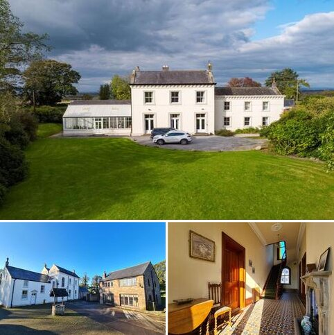6 bedroom country house for sale - Moor Row House, Wigton, Cumbria, CA7