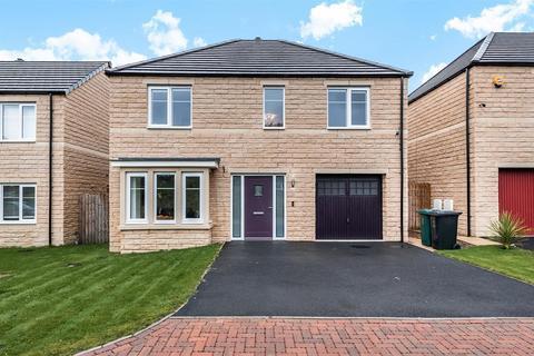 4 bedroom detached house for sale - West Wood Close, Apperley Bridge, Bradford, BD10 0FL