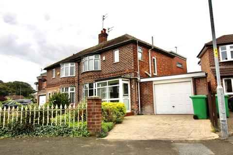3 bedroom semi-detached house for sale - Moor Park Road, East Didsbury, Manchester, M20 5PF