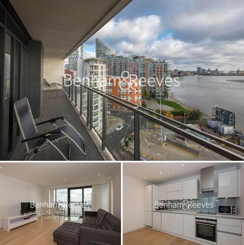 3 bedroom apartment to rent - Yabsley Street, Canary Wharf, E14