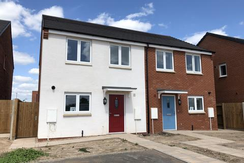3 bedroom house for sale - 3 Bed (F115 & F112) Mid Terraced & Semi at St Mary's Road, St Mary's Road, Bath Road CV11