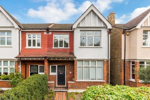 4 bedroom semi-detached house to rent - Burlington Lane, Chiswick, London, W4