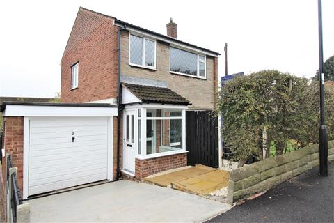 3 bedroom detached house for sale - Sandstone Close, Sheffield, S9 1AH