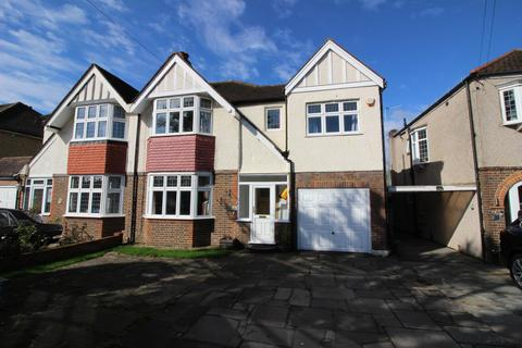 5 bedroom semi-detached house for sale - Ruskin Drive, Worcester Road KT4