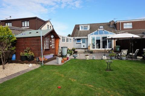 2 bedroom semi-detached bungalow for sale - Pwll Evan Ddu, Coity, Bridgend, Bridgend County. CF35 6AY