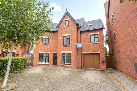 5 bedroom detached house for sale - The Moorings, Worsley, Manchester, M28