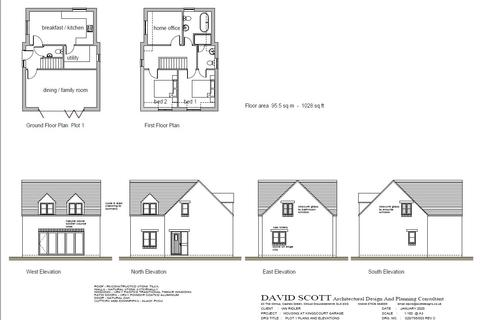 Land for sale - Bowl Hill, Kingscourt, Stroud, GL5