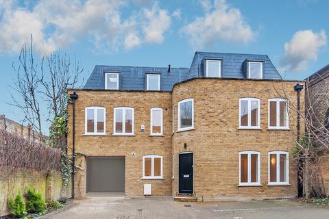 4 bedroom terraced house to rent - WALPOLE MEWS, ST JOHN'S WOOD, NW8 6EZ