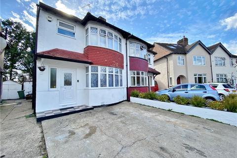 4 bedroom semi-detached house for sale - Wills Crescent, Hounslow, TW3
