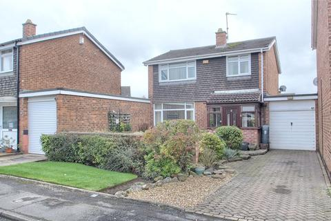 3 bedroom link detached house for sale - Thornbrough Close, Hartburn