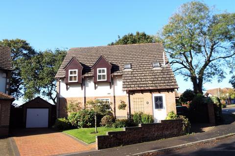 4 bedroom detached house for sale - 23 Ffordd Taliesin, Hendrefoilan Woods, Killay, Swansea, SA2 7DF