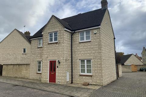 3 bedroom detached house for sale - Hazel Close,  Witney,  OX28