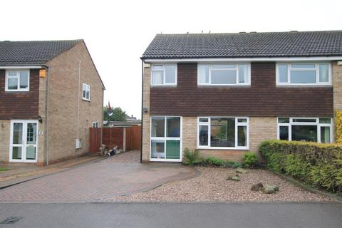 3 bedroom semi-detached house for sale - Barford Close, Sutton Coldfield, B76 2UL