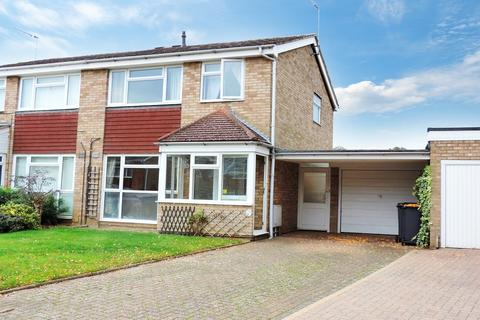 3 bedroom semi-detached house for sale - Manor Farm Way, Sharnbrook MK44