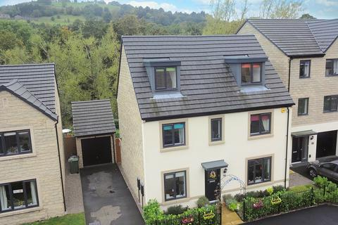 5 bedroom detached house for sale - 37 Beck Road, Copley, Sowerby Bridge, Halifax HX6 2FG