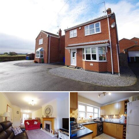 3 bedroom detached house for sale - Fieldside Close, Thorngumbald, Hull, HU12