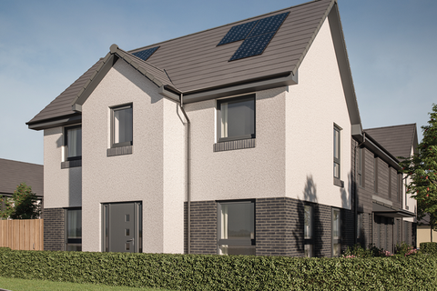 3 bedroom end of terrace house for sale - Plot 26, The Achmore at Countesswells, Deer Park Drive, Aberdeen AB15