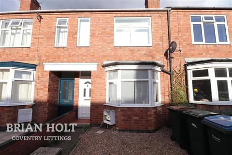 3 bedroom terraced house to rent - Stanley Road, Earlsdon