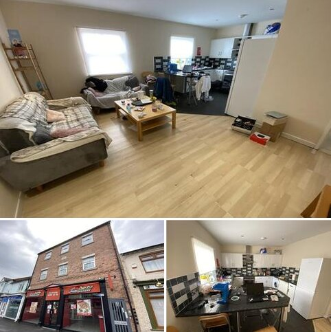 3 bedroom apartment to rent - Edric House, The Rushes, Loughborough LE11