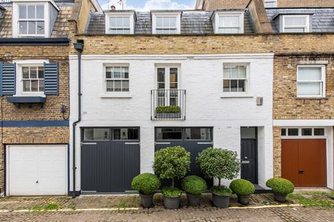 3 bedroom mews for sale - Lancaster Mews, Bayswater, London, W2
