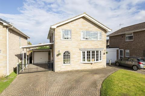 4 bedroom detached house for sale - Broad Acres, Haxby, York, YO32 3WL