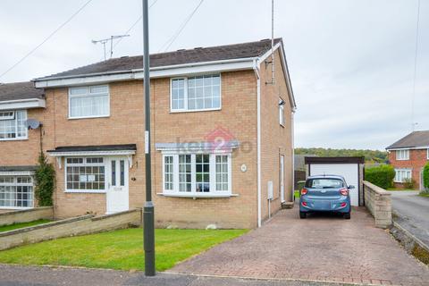 2 bedroom end of terrace house for sale - Hawksway, Eckington, Sheffield, S21