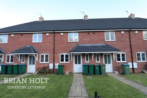 2 bedroom terraced house to rent - Templar Avenue, Tile Hill