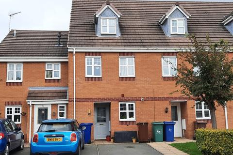 3 bedroom townhouse for sale - Springfield Road, Rugeley