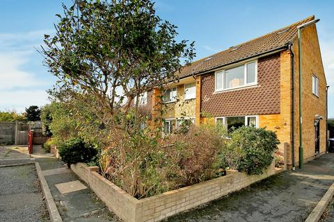 3 bedroom end of terrace house for sale - Widewater Close, Lancing BN15 8LA
