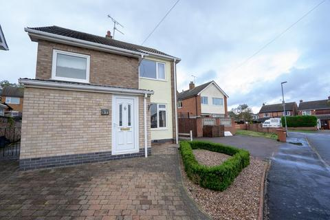 3 bedroom detached house for sale - Klondyke Way, Asfordby, Melton Mowbray