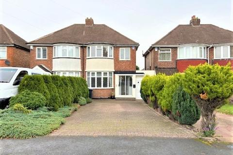 3 bedroom semi-detached house - Melton Ave, Solihull