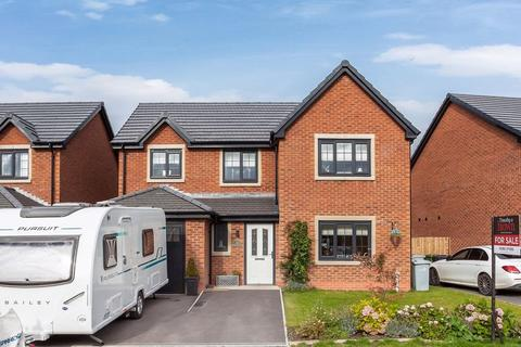 4 bedroom detached house for sale - Blossom Gate Drive, Congleton