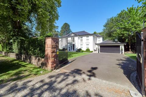 4 bedroom detached house for sale - North Road, Hale