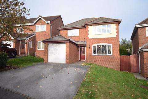 4 bedroom detached house for sale - 28 Llwyn-Y-Groes, Broadlands, Bridgend, CF31 5AJ
