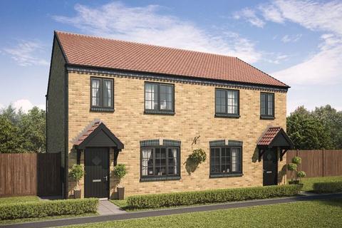 3 bedroom semi-detached house for sale - Plot 89, The Cherry, Floyd Close, North Seaton, Ashington