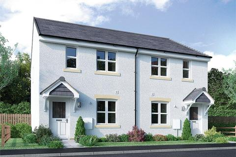 Miller Homes - Ellismuir Park - Plot 180, Craigston at The Fairways, 2 Westbarr Drive, Coatbridge ML5