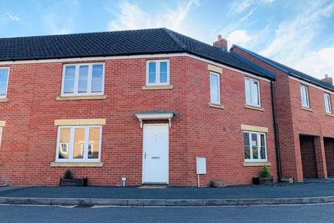 3 bedroom terraced house for sale - Morse Road, Norton Fitzwarren - A spacious modern family home with a carport and garden