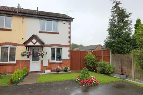 2 bedroom end of terrace house for sale - Harrier Close, Meir Park