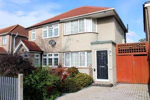 2 bedroom semi-detached house for sale - Northumberland Crescent, Bedfont