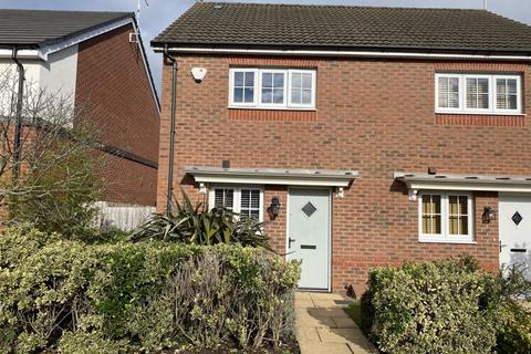 2 bedroom semi-detached house to rent - Rossendale Road, Earl Shilton