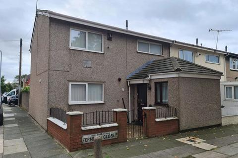4 bedroom end of terrace house for sale - Fernhill Close, Bootle