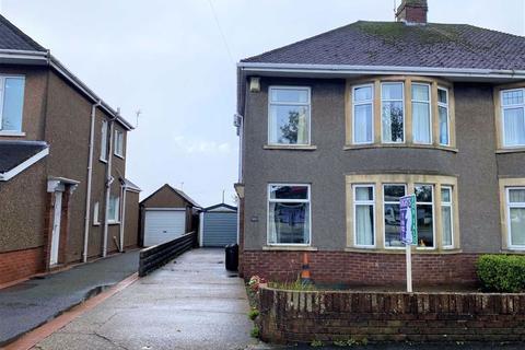 3 bedroom semi-detached house for sale - Pontypridd Road, Barry